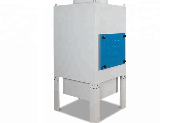 Система для удаления масляных паров из рабочей зоны станка